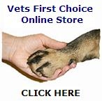 Vets First Choice online store