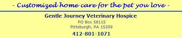 Customized home care for the pet you love